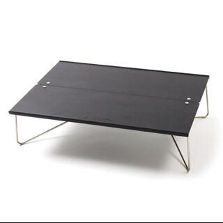 シンフジパートナー(新富士バーナー)のSOTO フィールドホッパー ブラック(テーブル/チェア)