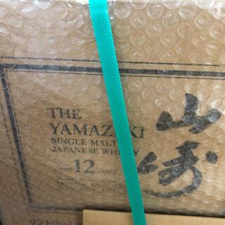 サントリー - 山崎12年1ケース新品700ミリ