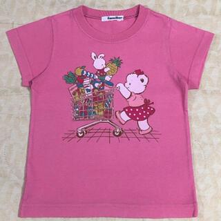 familiar - familiar          Tシャツ       size  100cm