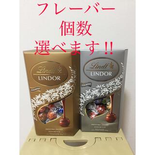 Lindt - 新品♡リンツリンドール♡リンツ♡リンツチョコレート♡チョコレート