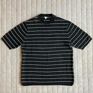 スティーブンアラン(steven alan)のスティーブンアラン ボーダー サマーニット(Tシャツ/カットソー(半袖/袖なし))