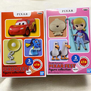 Disney - 【新品】ピクサー PIXAR FEST フィギュア ボーピープ ドリー 2種