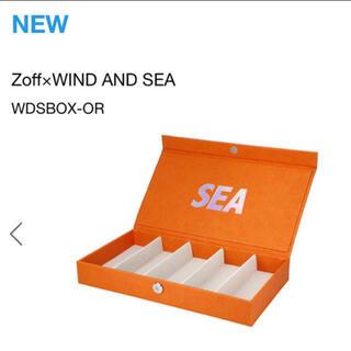 SEA - 即日発送 zoff windandsea  メガネケース