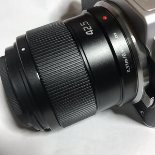 Panasonic -  Panasonic Lumix  H-HS043 単焦点レンズ