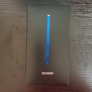 Galaxy - GALAXY note10+ オーラグロー SM-N975C SIMフリー