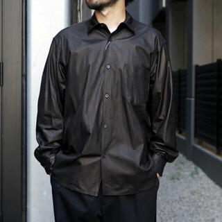 COMOLI - タキドメ様専用 comoliレザーシャツ 2