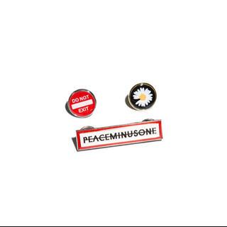 PEACEMINUSONE - Peaceminusone  PIN SET ピンバッヂ