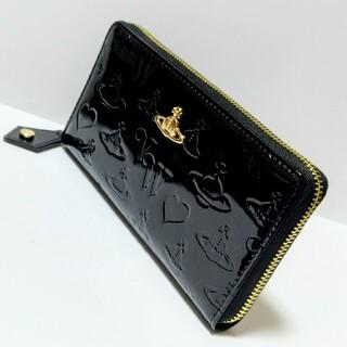 Vivienne Westwood - 新品未使用 Vivienne Westwood エナメル ラウンドジップ長財布