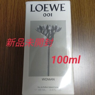 LOEWE - ロエベ香水 001 woman EDP 100ml