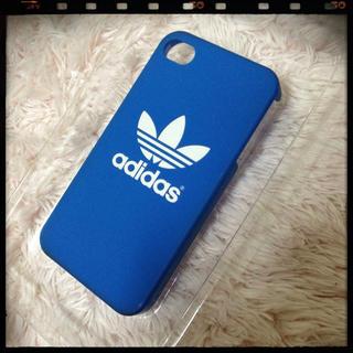 アディダス(adidas)のadidas*iPhone4/4sケース(その他)