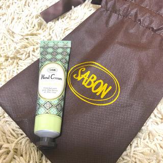 SABON - 新品 SABON ハンドクリーム ラベンダー アップル 30ml