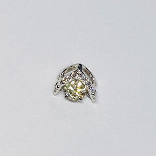 PT900 ペンダントトップ ダイヤモンド 0.206ct AANI アニ