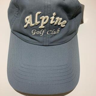 アルパイン ゴルフキャップ
