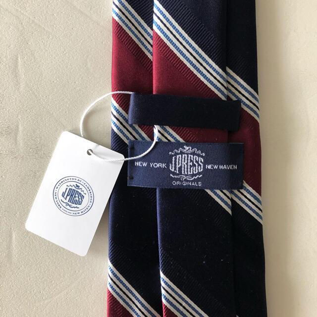 J.PRESS(ジェイプレス)の【新品】J.PRESSネクタイ ※袋付き メンズのファッション小物(ネクタイ)の商品写真