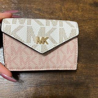 Michael Kors - レア マイケルコース  MICHEAL KORS  折り財布  財布  美品