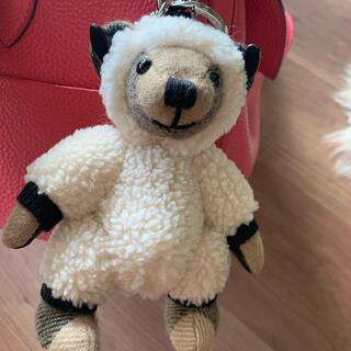 BURBERRY - バーバリー トーマスベア 羊