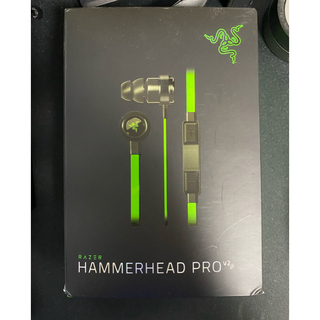 Razer Hammerhead ProV2 マイク付ゲーミングイヤホン