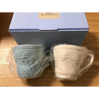 WEDGWOOD - ウェッジウッド  クイーンズウェアコレクション マグカップ