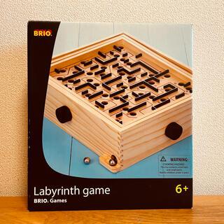 ブリオ(BRIO)のブリオ(BRIO) ラビリンスゲーム(知育玩具)