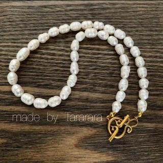 ●handmade necklace Pw●(ネックレス)