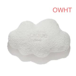 ジェラートピケ(gelato pique)のジェラートピケ【Sleep】くもクッション オフホワイト ぬいぐるみ 抱き枕 白(クッション)
