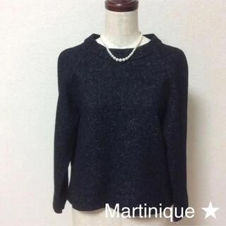 マルティニークルコント(martinique Le Conte)のMartinique カットソー(カットソー(長袖/七分))