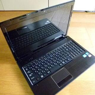 Lenovo - 訳有 Lenovo G570 Win10 CPU:i7 mem:8gb