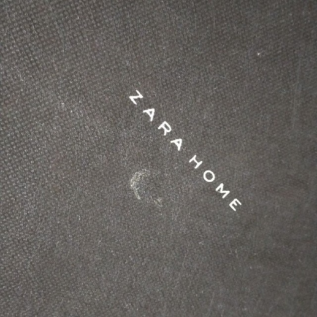 ZARA HOME(ザラホーム)のザラホーム オットマン インテリア/住まい/日用品のソファ/ソファベッド(オットマン)の商品写真