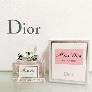 Christian Dior - 新品 Dior ミスディオール  ローズ&ローズ 5ml