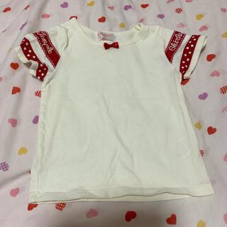 Shirley Temple - シャーリーテンプル 110 Tシャツ 半袖