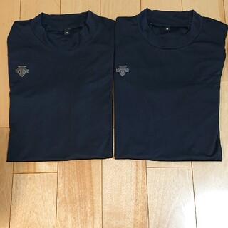 DESCENTE - DESCENTE    野球アンダーシャツ2枚組(半袖)