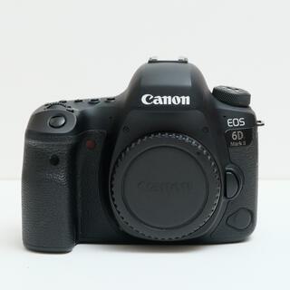 Canon - Canon EOS 6D Mark II ボディ 元箱・おまけSDカード付き
