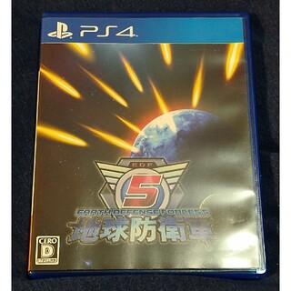 PlayStation4 - 地球防衛軍5 PS4