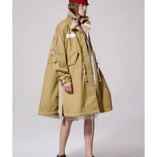 sacai - sacai サカイ コート coat ネイビー 1size 17-02931