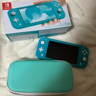 Nintendo Switch - お値下げ中!Switch本体/あつまれどうぶつの森カセット付