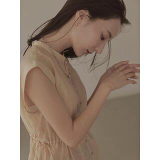 TODAYFUL - louren ローレン organdy china dress チャイナドレス