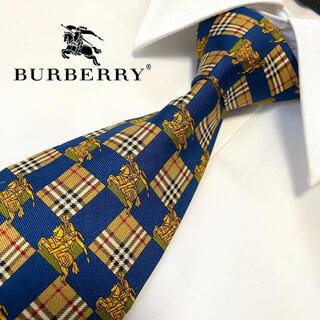 BURBERRY - 【高級ブランド】Burberry バーバリー ネクタイ