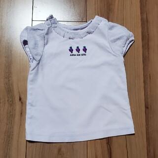 アナスイミニ(ANNA SUI mini)の【中古】ANNA SUI mini 半袖Tシャツ(Tシャツ)