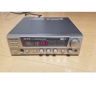 ローランド(Roland)のROLAND SC D70 (音源モジュール)