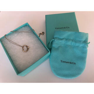 ティファニー(Tiffany & Co.)のティファニー オープンハート (ネックレス)