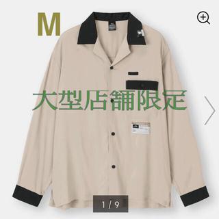 MIHARAYASUHIRO - GU×ミハラヤスヒロ ボウリングシャツ