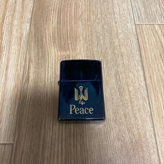 ジッポー(ZIPPO)のpeace ZIPPO (タバコグッズ)