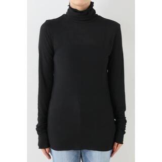DEUXIEME CLASSE - ★新品★Light タートルネック Tシャツ・ブラック