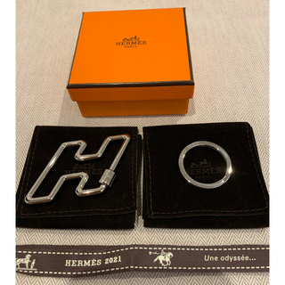 Hermes - 《新品、未使用》 Hermesエルメス H トゥ スピードキーホルダー