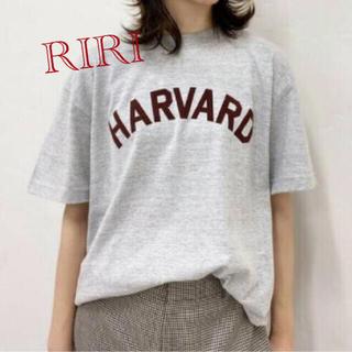 DEUXIEME CLASSE - 【GOOD ROCK SPEED/グッドロックスピード】HARVARD Tシャツ