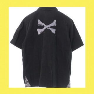 ダブルタップス(W)taps)の本物 wtaps 半袖シャツ tシャツ パーカー デニム スニーカー 新作マスク(シャツ)