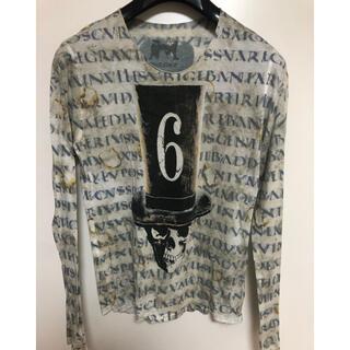 マックスシックス(max six)のマックスシックスのロングTシャツ max six(Tシャツ/カットソー(七分/長袖))