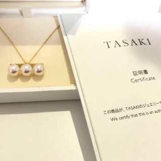 TASAKI - タサキ  TASAKI   バランス  ネオ  ネックレス