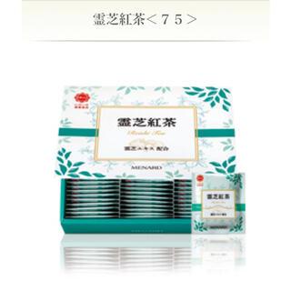 MENARD - メナード霊芝紅茶二箱