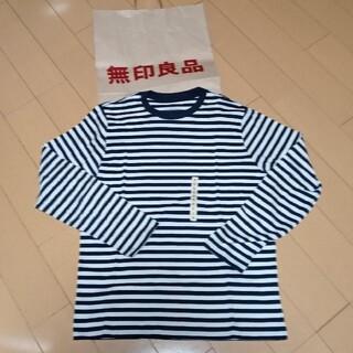 MUJI (無印良品) - 新品未使用 無印良品 ティシャツ